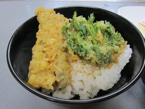 あさま (平和島) カウントダウン野天丼