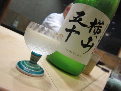 初音鮨 (蒲田) 超劇エンターテイメント落語鮨②