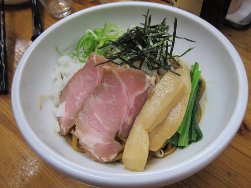 麺処 鳴声 煮干の奏 (祖師ヶ谷大蔵) 痺れ会