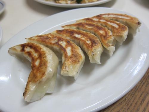 博龍 (大森) ギョーザービー野菜ワンカレーちゃ