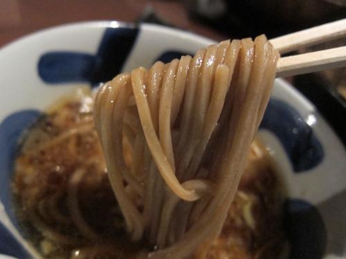 納豆ナンチャラつけ麺