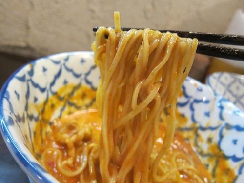 づゅる麺池田 (目黒) レッドカレーつけ麺