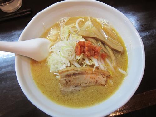 づゅる麺池田 (目黒) 海老香る味噌らーめん