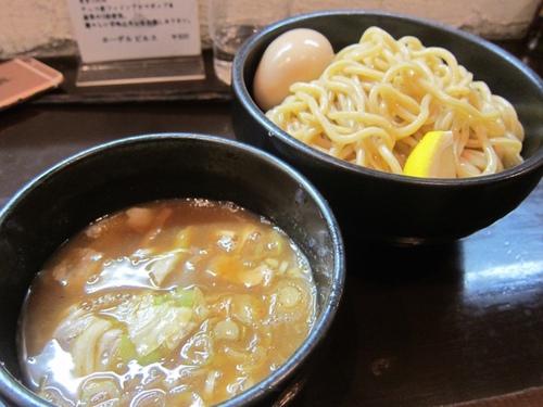 づゅる麺池田 (目黒) 味玉つけ麺