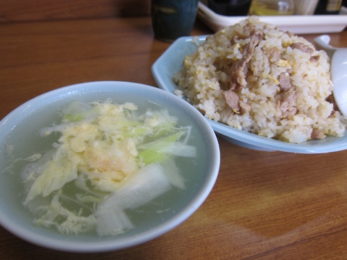 光楽亭 (大森) 肉チヤーハン