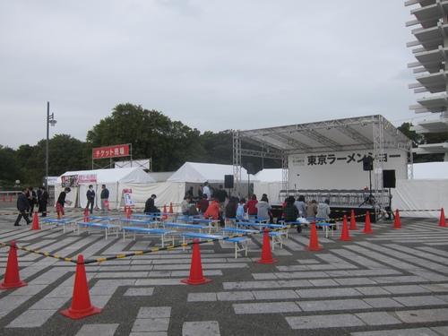 東京ラーメンショー2015 第一幕