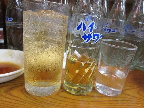 かね将 (五反田) 5飲み