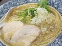 たけいち (三軒茶屋) 和風鶏白湯そば