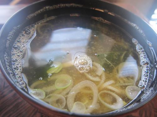 みよし屋 (荏原町) 野菜天丼と醤油味たんめん
