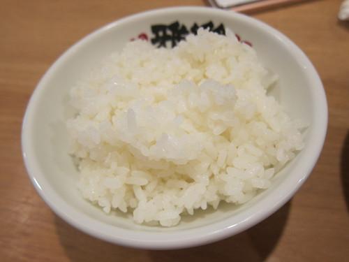 雅楽 (あざみ野) 汁なし担担麺