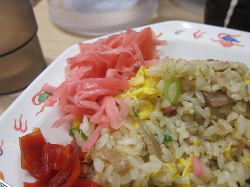 長浜ナンバーワン 東京大岡山店 (大岡山) チャーハンセット+餃子