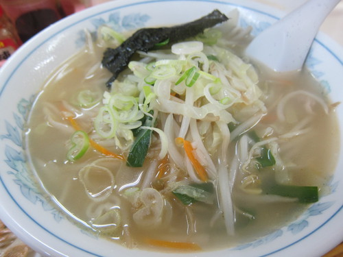 博龍 (大森) タンメンと餃子とカレーチャーハン