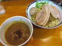 らぁめん 葉月 (雪が谷大塚) 豚増しカレーつけ麺
