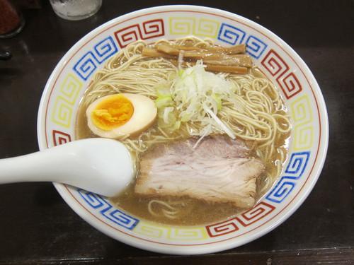 づゅる麺池田 (目黒) スイカの冷しトムヤム&豚伊吹
