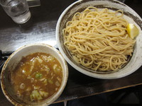 づゅる麺池田 (目黒) つけ麺大