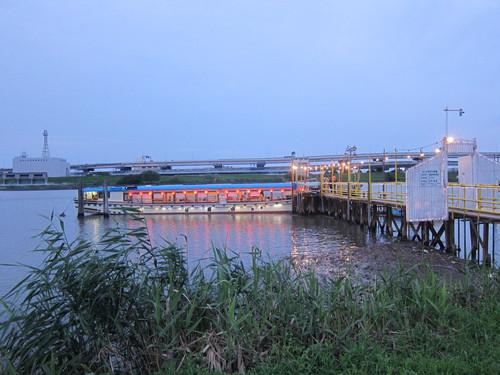 ホットクルージングナイト2017 (屋形船) 東京ホルモンズ