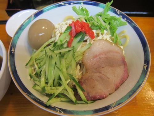 らぁめん 葉月 (雪が谷大塚) 冷中つけ麺