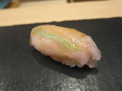 匠 鮨 おわな (恵比寿) 絶品鮨!