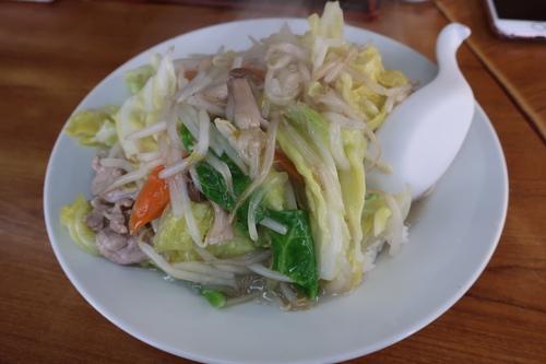 光楽亭 (大森) 中華丼