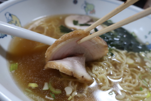 泰江飯店 (雑色) ラーメンとか餃子とか