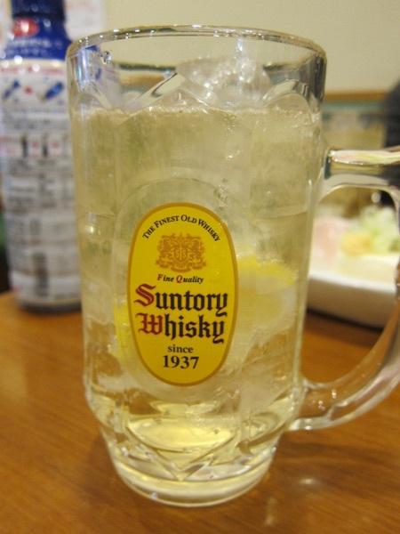 山田うどん (蒲田) だう飲み