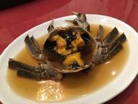 西湖飯店 (池尻大橋) 上海蟹と伊集院光と