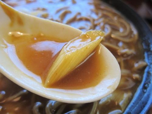 みよし屋 (荏原町) カレー南蛮とたぬき丼