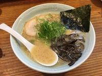 博多濃麻呂 (二子玉川) ラーメン