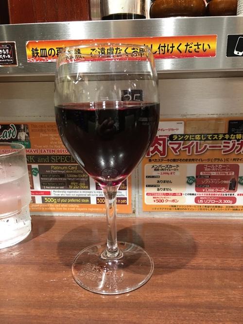 いきなりステーキ (蒲田) アンガスサーロイン300