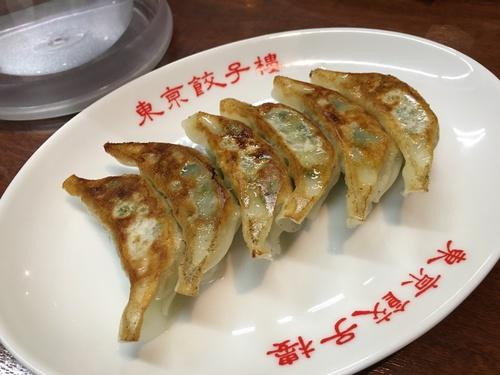 東京餃子楼 (三軒茶屋) 餃子美味しい