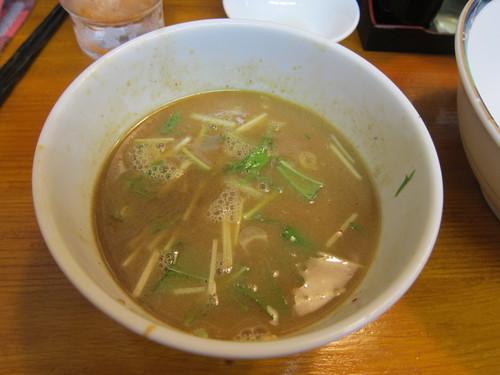 らぁめん 葉月 (雪が谷大塚) つけ麺