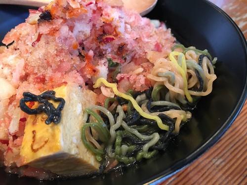戸越らーめん えにし (戸越銀座) 五輪麺