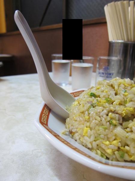 中華料理 大宝 (白金高輪) 高級焼飯