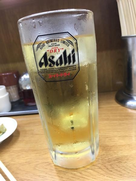 福しん 新宿小滝橋店 (新宿西口) 謎緑茶ハイ