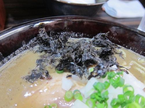 麺処 にそう (蓮沼) 煮干し醤油