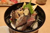 すし処 関根 (大森) 炙りさんま丼
