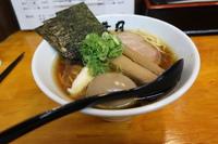 らぁめん 葉月 (雪が谷大塚) 醤油ワンタン麺