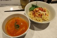 ajito ism shinjuku base (新宿) つけ麺ペペロッソ