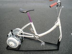 自転車の 発電 自転車 : ... 貸し出しできます自転車発電