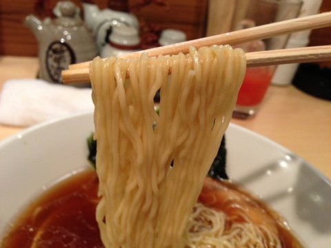 喜粋 (浅草) 醤油ラーメン