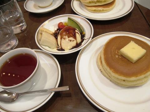 シビタス (蒲田) チョコレートホットケーキ
