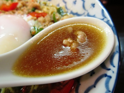 づゅる麺池田 (目黒) カパオ麺