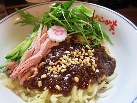 中華そば 二代目 にゃがにゃが亭 (三河島) 肉味噌和えそば