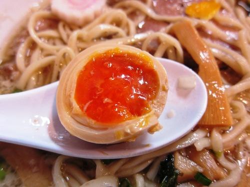 麺処 びぎ屋 (学芸大学) 煮干し醤油らーめん