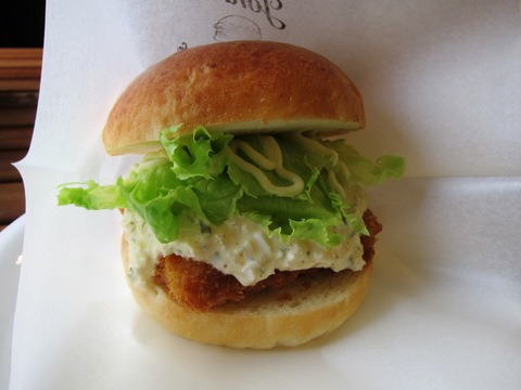 JOHN burger and cafe (尾道) セット