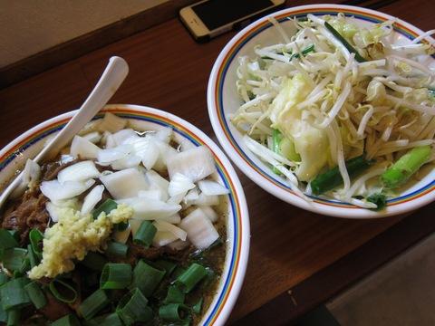 サディスティックヌードルハル (蒲田) ヌードル+野菜大