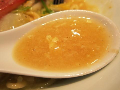 ソラノイロ (麹町) 黄金色のコーンとろみ ソラちゃんぽん