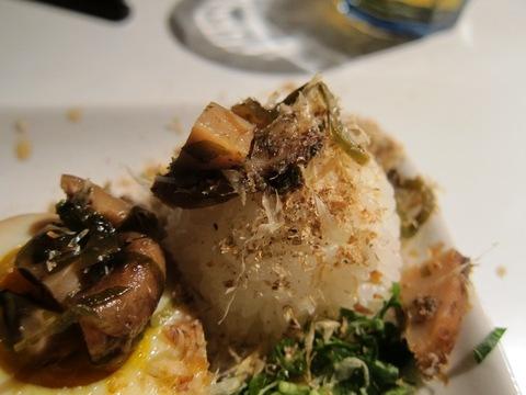 そばはうす不如帰 (幡ヶ谷) 松茸と蛤と塩そば