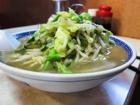 中華料理 大宝 (白金高輪) タンメン