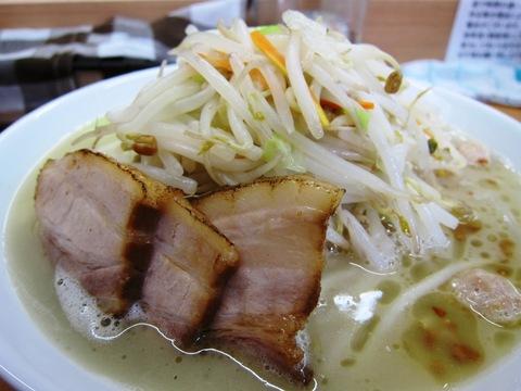 富白 (御徒町) 鶏ぶた塩タンメン